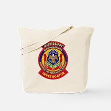Mississippi Highway Patrol CI Tote Bag