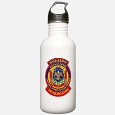 Mississippi Highway Patrol CI Water Bottle
