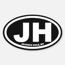 Jackson Hole Decal