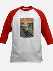Edvard Munch Scream (Front) Tee