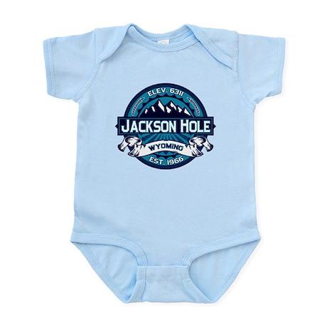 Jackson Hole Ice Infant Bodysuit