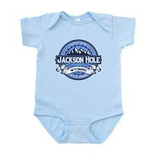 Jackson Hole Blue Infant Bodysuit