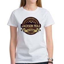 Jackson Hole Sepia Tee