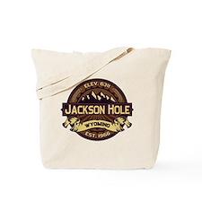 Jackson Hole Sepia Tote Bag