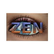 TOP Zen Eye Rectangle Magnet