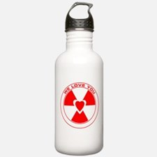 Rad Love - We Love You Water Bottle