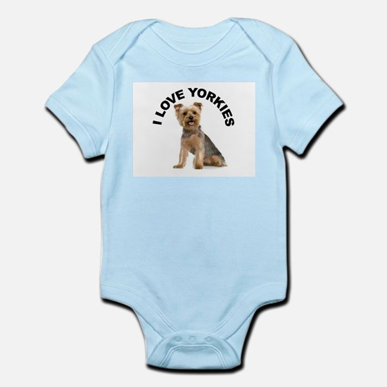 TINY PACKAGE Infant Bodysuit