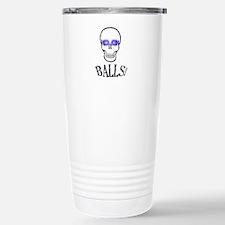 Balls Travel Mug