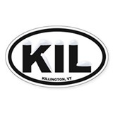 Killington Bumper Stickers