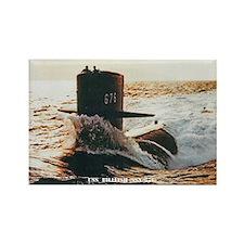 USS BILLFISH Rectangle Magnet