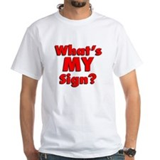 What IS my sign? Shirt