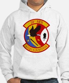 20th Security Forces Hoodie