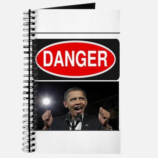 Danger - Obama! Journal