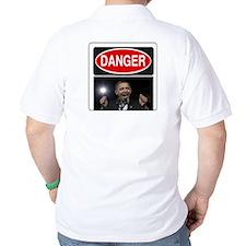 Danger - Obama! T-Shirt