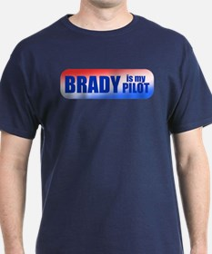Brady Is My Pilot T-Shirt