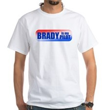 Brady Is My Pilot Shirt