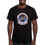 F-14 Tomcat VF-102 DIAMONDBAC Men's Fitted T-Shirt