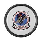 F-14 Tomcat VF-102 DIAMONDBAC Large Wall Clock