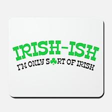 Irish-ish Mousepad