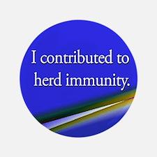 "Herd Immunity 3.5"" Button"