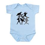 BASEBALL 1 Infant Bodysuit