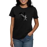 BASEBALL 1 Women's Dark T-Shirt