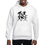 BASEBALL 1 Hooded Sweatshirt