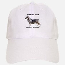 Swedish Vallhund short and sweet Baseball Baseball Cap