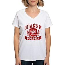 Gdansk Polska Shirt