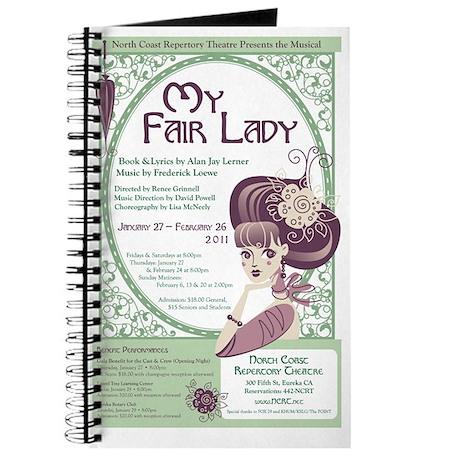 My Fair Lady Journal