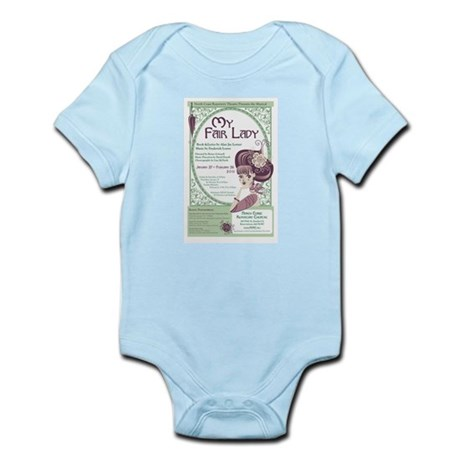 My Fair Lady Infant Bodysuit
