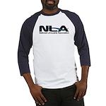 NLA Logo Baseball Jersey