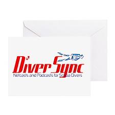 DiverSync Greeting Card