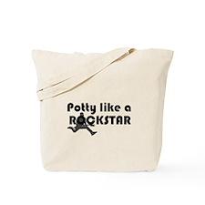 Potty Star Tote Bag