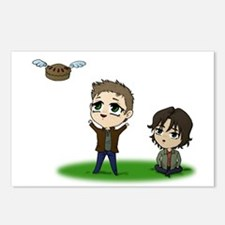 Cute Winchester Postcards (Package of 8)