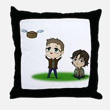 Unique Supernatural dean Throw Pillow