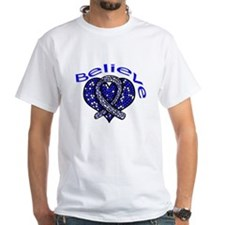 ALS Believe Heart Ribbon Shirt