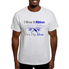 ALS Tribal Ribbon Hero T-Shirt
