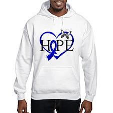 ALS Hope Heart Hoodie