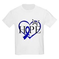 ALS Hope Heart T-Shirt