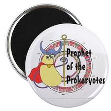 Prophet of the Prokaryote Magnet