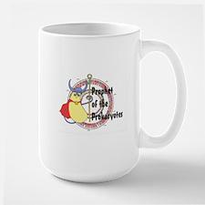 Prophet of the Prokaryote Large Mug