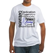 ALS Caregivers Collage Shirt
