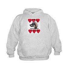 Swedish Vallhund Love Hoodie
