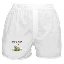 Jewish- Cholent Guy - Boxer Shorts