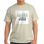 Jewish - Urban Jew - Ash Grey T-Shirt