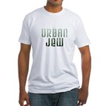 Jewish - Urban Jew - Fitted T-Shirt