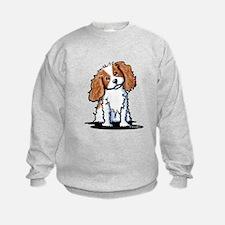 KiniArt CKC Spaniel Sweatshirt
