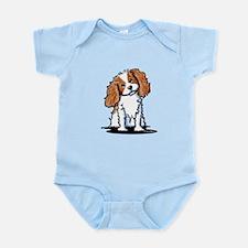 KiniArt CKC Spaniel Infant Bodysuit