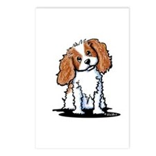 KiniArt CKC Spaniel Postcards (Package of 8)